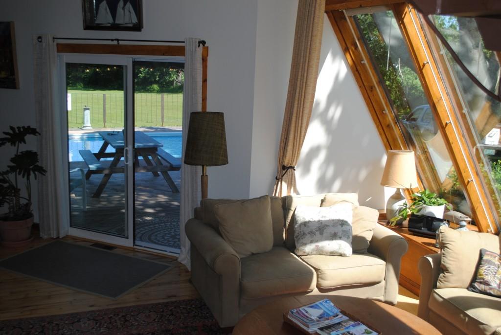 Living Room Silver Heron PEI