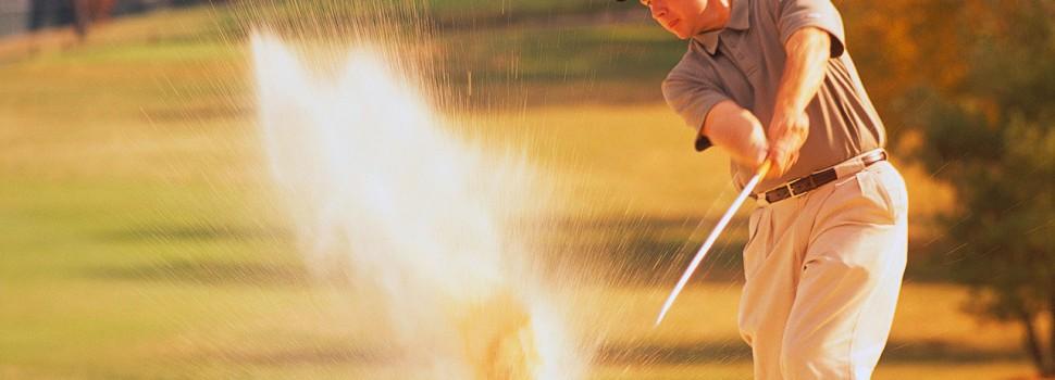 Golfing on PEI